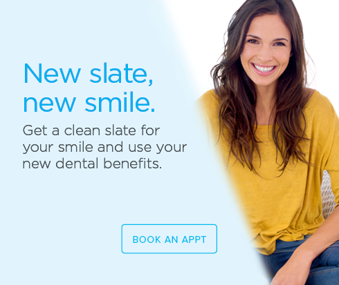 Downtown SD Modern Dentistry Dental Group - New Year, New Dental Benefits